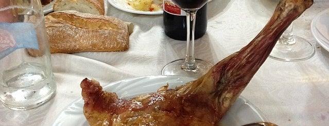 Restaurante-Asador La Cepa is one of Restaurantes.
