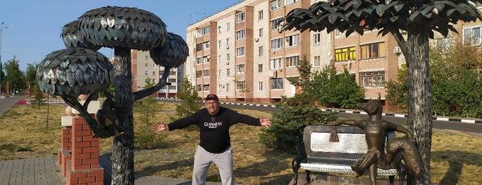 Лиски is one of Воронеж.