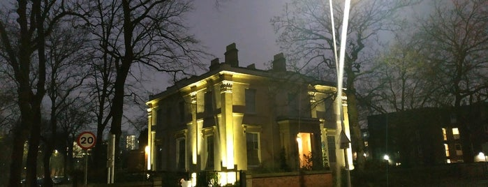 Elizabeth Gaskell House is one of Manchester.