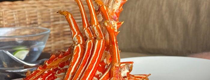 Sambal Shrimp Restraurant & Bar is one of Bali 💫.