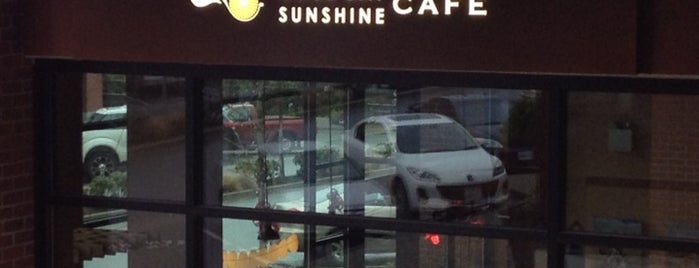 Good Day Sunshine Cafe is one of Gespeicherte Orte von Benny.
