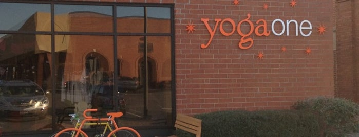 Yoga One is one of Anna : понравившиеся места.