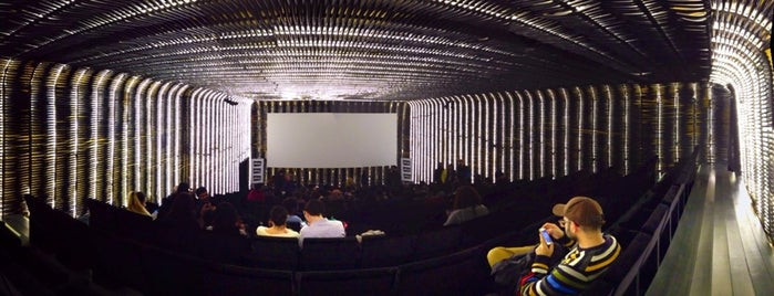 Cineteca is one of AFTERNOON.
