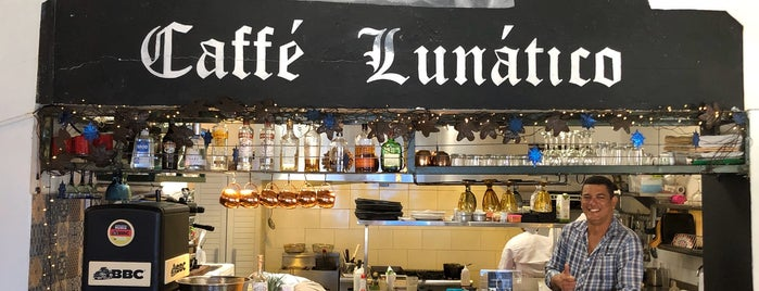 Caffe lunatico is one of Cartagena!.