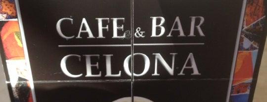 Cafe & Bar Celona is one of Orte, die Nejla gefallen.