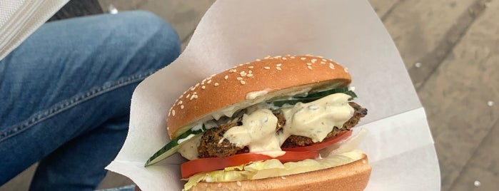 Hood - Vegan Streetfood is one of VEG.