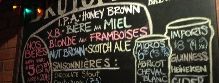 Brutopia is one of Beer Map.