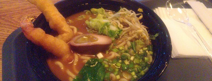 Ramen House is one of Gespeicherte Orte von Anna Brain.