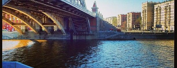 Новоандреевский мост is one of imntsさんのお気に入りスポット.