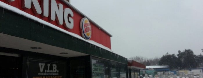 Burger King is one of Lugares favoritos de Eymen.