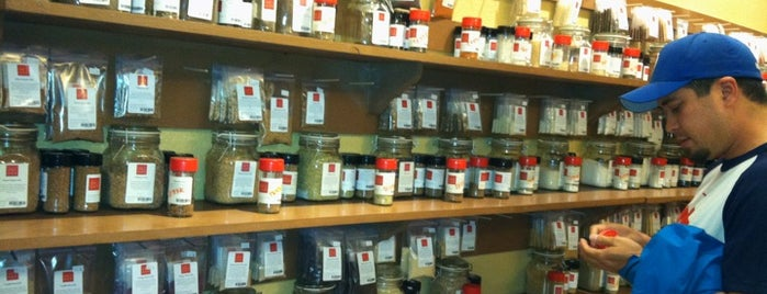 Old Town Spice Shop is one of Downtown Fort Collins Foodie Walk.