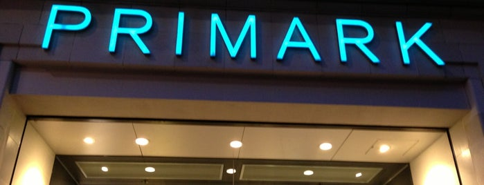 Primark is one of Lieux qui ont plu à Barry.
