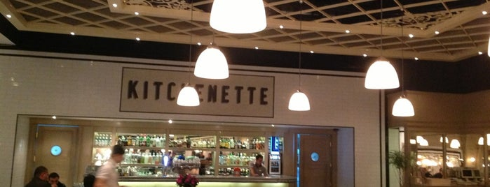 Kitchenette is one of Baku.
