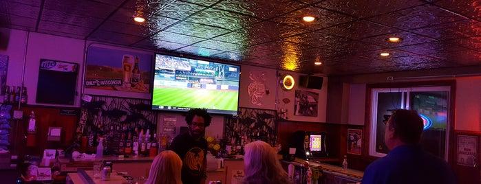 Walleye Saloon is one of M B.