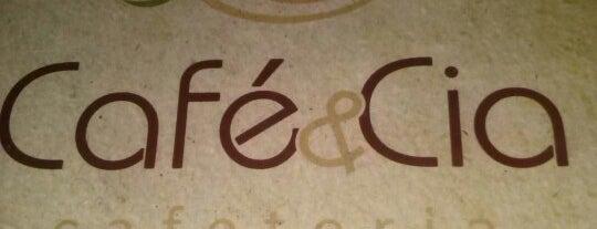 Café & Cia Cafeteria is one of Lucas'ın Beğendiği Mekanlar.