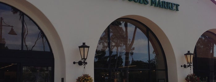 Whole Foods Market is one of Santa Barbara's Savory Locavore Cuisine.