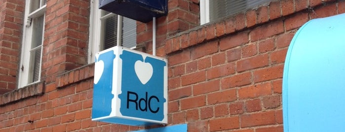 RdC is one of Dunedin.