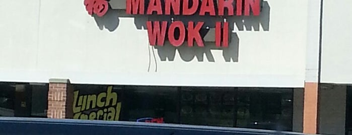 Mandarin Wok II is one of Orte, die Christine gefallen.