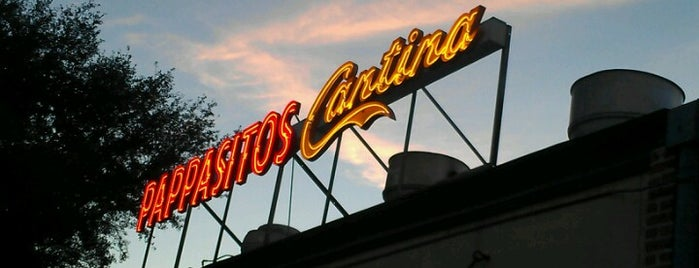 Pappasito's Cantina is one of rodney: сохраненные места.