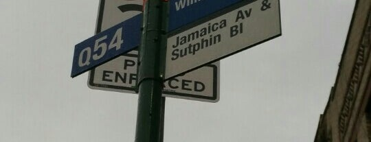 Q54 (Jamaica And Stuphin) is one of Queens is King.