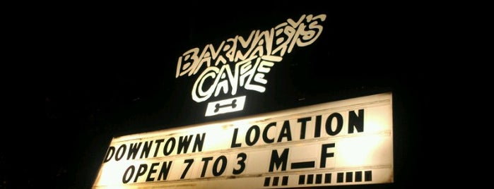 Barnaby's Cafe is one of Houston Breakfast & Brunch.
