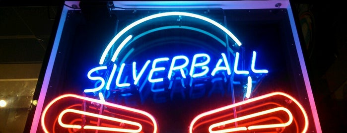 Silverball Museum is one of SEOUL NEW JERSEY.
