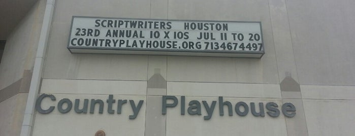 Country Playhouse is one of Fun things n places!.