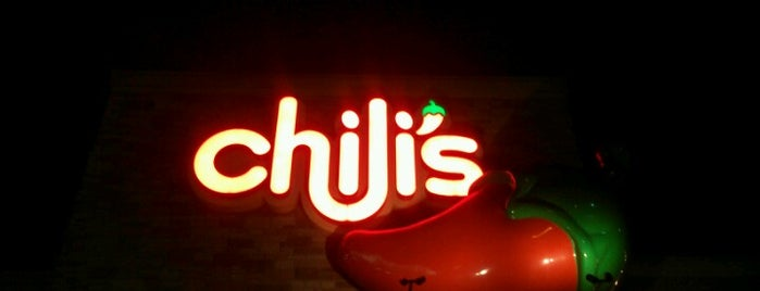 Chili's Grill & Bar is one of Locais curtidos por Demetria.