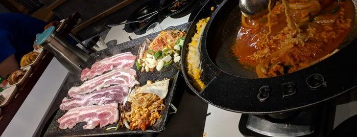 Palsaik Korean BBQ is one of Locais salvos de Shatha.
