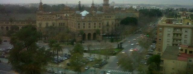 Hotel Meliá Sevilla is one of Hoteles en España.