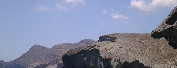 Playa El Monsul - Cabo de Gata is one of Almeria.