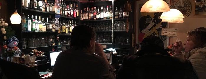 Chrissi's is one of Ausgehen in Hamburg.