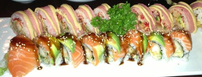 Yumi's Sushi Bar is one of Minneapolis.