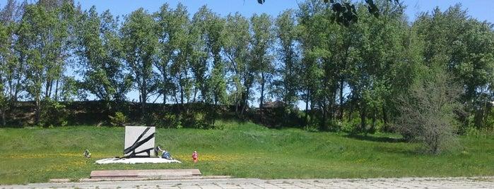 Омский городской дендрологический сад is one of df.