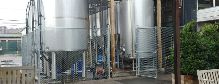 Ghost Train Brewing Company is one of Breweries to Visit.