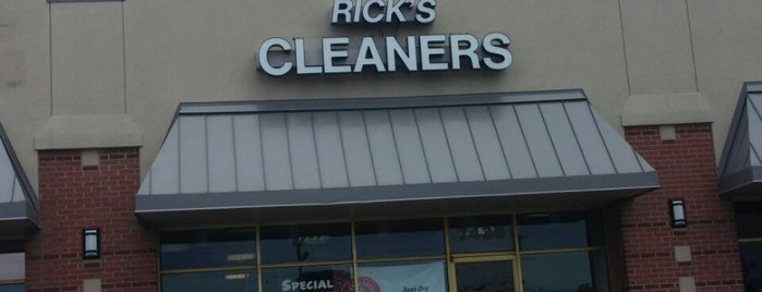 Rick's Cleaners is one of Austin.