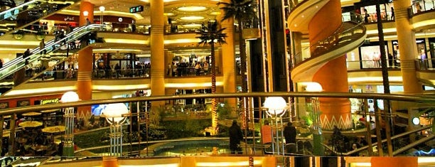 CityStars is one of Cairo القاهره.