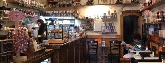 Caffè Borsari is one of Gespeicherte Orte von Kat.