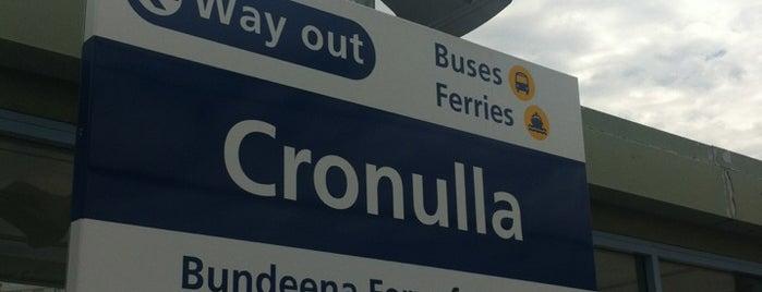 Cronulla Station is one of Paul 님이 좋아한 장소.