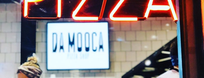 Da Mooca Pizza Shop is one of Italiano.