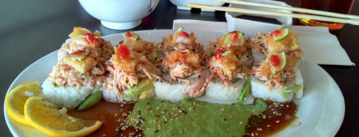Nikko Sushi is one of Outros lugares.