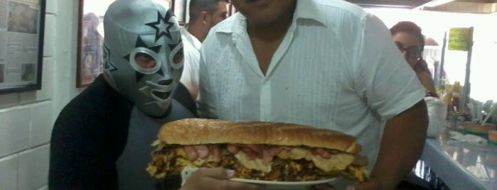 Torteria de Super Astro is one of TORTAS & SANDWICH.