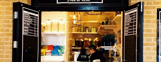 KIOSK is one of Specialty Coffee Shops Part 2 (London).