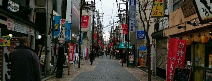 平和通り商店街 is one of 神輿で訪れた場所-1.