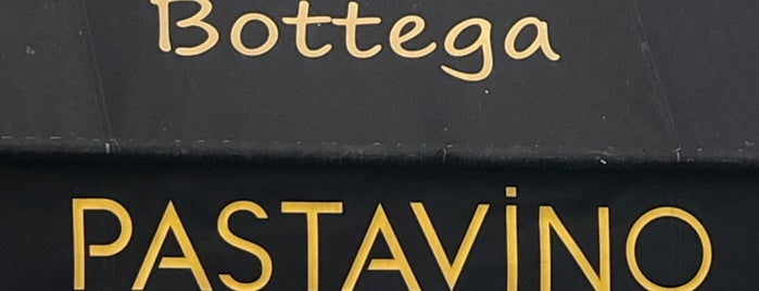La Bottega di Pastavino is one of Welcome to Paris.