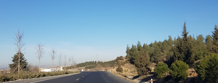 Denizli - Uşak Yolu is one of themaraton.