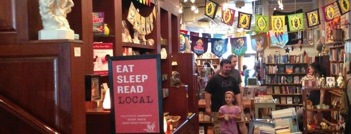 Crazy Wisdom Bookstore & Tea Room is one of Ann Arbor.