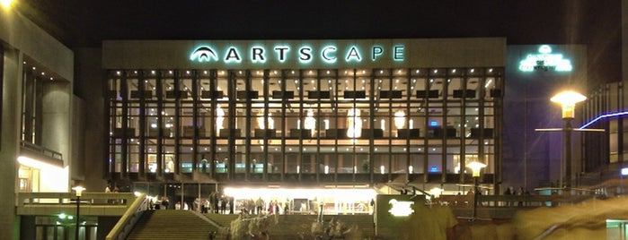 Artscape Theatre is one of Cape Town: A week in the Mother City!.