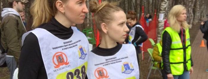 "Бассейн ФОК ""Яуза"" is one of Sport Spots."