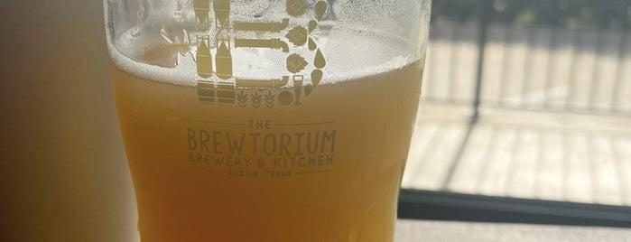 The Brewtorium is one of Austin, TX.